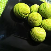 抹茶酥(绿茶酥)