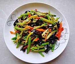 凉拌鲜黄花菜的做法