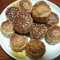 自制豆沙月饼