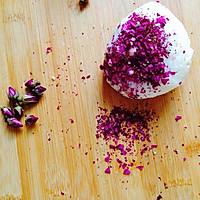 玫瑰冰皮月饼的做法图解7