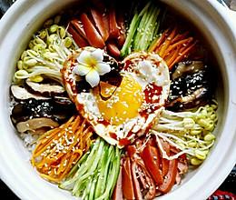 韩式石锅拌饭(超有爱的滋味)的做法