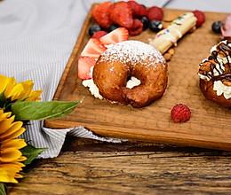 甜甜圈  儿童节特辑|美食台的做法