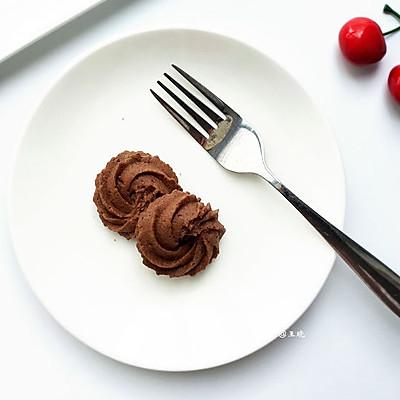 情浓巧克力曲奇