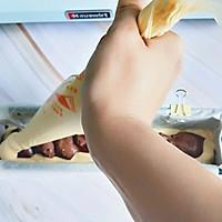 #爱好组-低筋复赛#巧克力夹心磅蛋糕的做法图解6