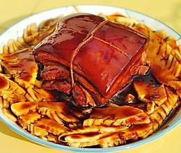 竹笋东坡肉的做法