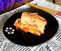 韩式辣白菜#蔚爱边吃边旅行#的做法