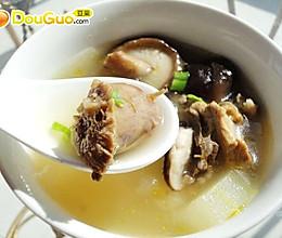 美容养颜汤——香菇鸡汤——春季美食的做法
