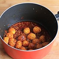香辣虎皮鹌鹑蛋的做法图解7