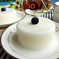 盛夏的美味——简单又可口的牛奶布丁的做法图解14