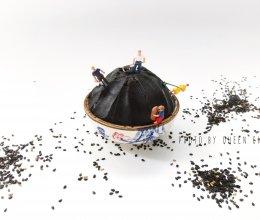 【月饼季馅料】黑芝麻馅的做法