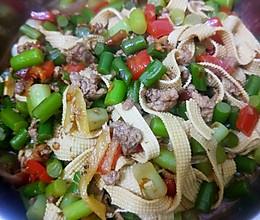 超下饭的豆腐皮的做法