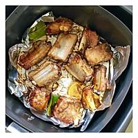 无油烤肉 美味排骨--空气炸锅--#离开肉不能活#秀午餐#的做法图解5