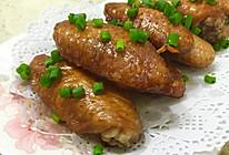 私房蜂蜜烤鸡翅的做法