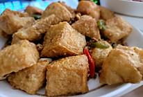 油豆腐炒肉末的做法