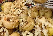 椒盐芝士烤土豆的做法