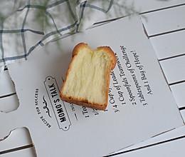 #安佳黑科技易涂抹软黄油#布里欧修皇冠吐司的做法