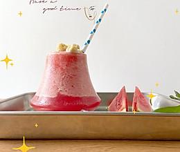 夏天的西瓜冰的做法