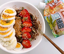 #糖小朵甜蜜控糖秘籍#最简单好吃的燕麦粥的做法