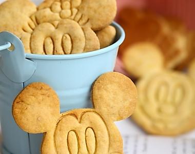 卡通蜂蜜饼干的做法