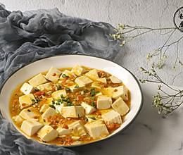 销魂治愈系蟹粉豆腐,每口都像在吮蟹黄!的做法