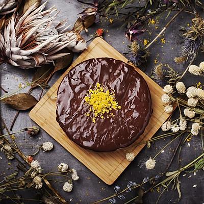 【鹦鹉厨房】橙香米蛋糕