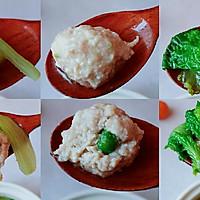 白莲菜鸡粉粉丸的做法图解7