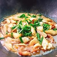 #精品菜谱挑战赛#蚝油炒甜笋+春天的味道的做法图解15