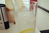夏日柠檬蜂蜜水的做法
