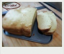 面包机蛋糕的做法