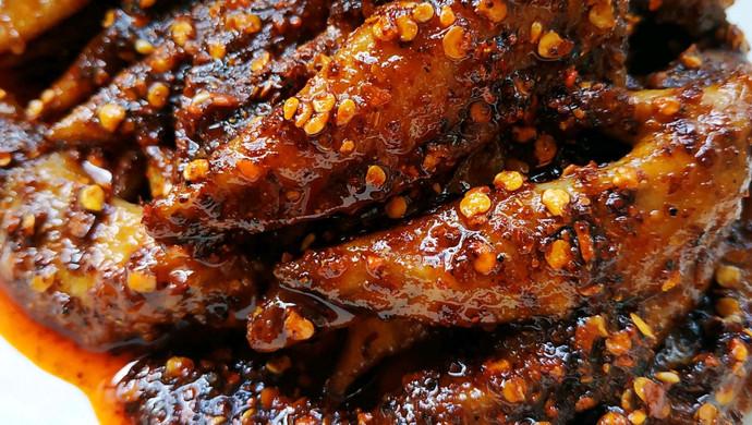 冷吃红油鸡翅