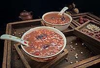 #一人一道拿手菜#红豆薏仁粥的做法