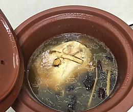 冬季进补鸡汤的做法