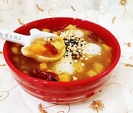#憋在家里吃什么#家乡的元宵节小吃:甜羹/水果羹(简易版)的做法