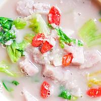 减脂、儿童|翡翠芋头汤的做法图解3