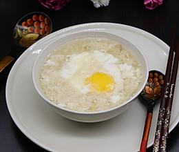 甜米酒煮溏心蛋#月子餐吃出第二春#的做法