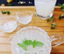10元钱为家人打造消暑冷饮——冬瓜薏米茶的做法