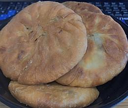 面粉大饼的做法