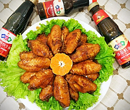#中秋宴,名厨味#不放一滴油的可乐鸡翅的做法
