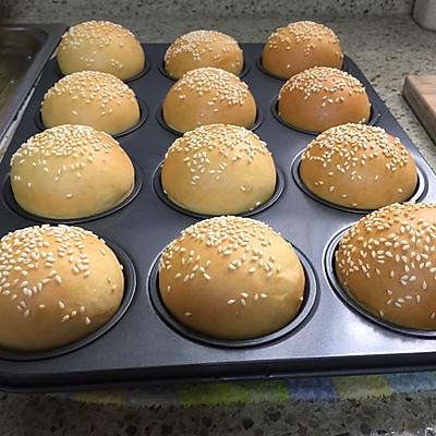 红豆沙小面包