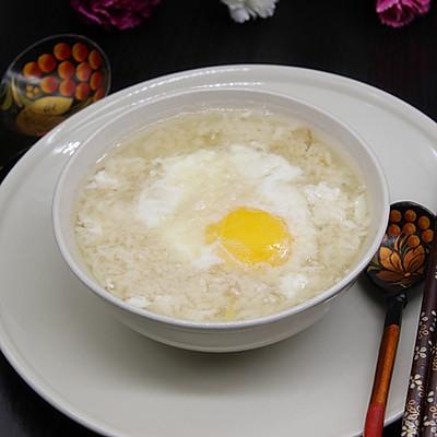 甜米酒煮溏心蛋