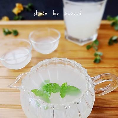 10元钱为家人打造消暑冷饮——冬瓜薏米茶