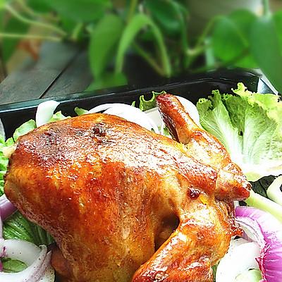 长帝行业首款3.5版电烤箱CKTF-32GS【蜜汁烤鸡】