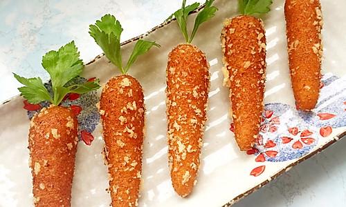 香甜胡萝卜的做法