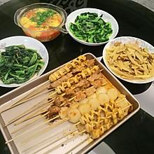 荤菜(烧烤)