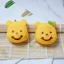 9M+奶香南瓜发糕:宝宝辅食营养食谱菜谱