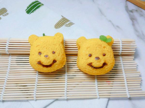 9M+奶香南瓜发糕:宝宝辅食营养食谱菜谱的做法