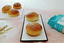 柔软小餐包普通面粉版#蒸派or烤派#的做法