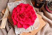 玫瑰巧克力慕斯蛋糕的做法