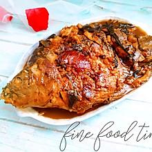 红烧鱼怎么这么好吃!
