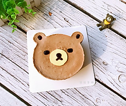 小熊可可慕斯蛋糕的做法